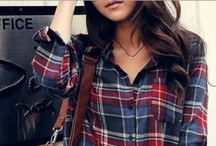 Plaid + Gingham / Plaid + Gingham LOVE / by Marla Meridith