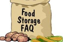 Emergency/Food Storage