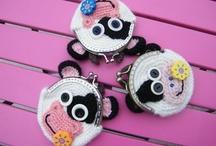 Tricot et crochet / Créations réalisées en tricot ou crochet par moi ou trouvées sur le net