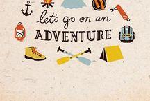 Dreams & Adventures / by Cali Babey