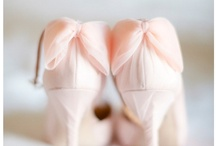 WEDDING SHOES / Collection of beautiful Bridal shoes including Harriet Wilde