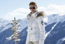 Ski + Slope Style / Always gotta hit the slopes in style. And warmth. / by Marla Meridith