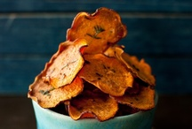 Sweet Potato / Sweet Potato & Pumpkin always win my heart! Also visit http://pinterest.com/marlameridith/pumpkin-makes-me-happy/