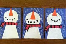 Winter - Kindergarten!