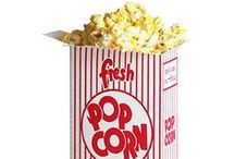 Popcorn / Crunchy, munchy and FABULOUS! What's your favorite kind?