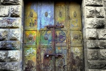 Doors | Entry / For the Love of Doors and the journey to them!