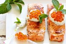 Sumptuous Salmon!