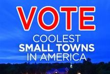 America's Coolest Small Towns / A collection of photos from our annual America's Coolest Small Towns contest.