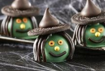 Halloween Baking and Cooking Recipes