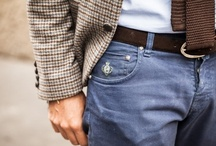 For the BOYS! / Men's fashions, accessories & style inspiration. / by Marla Meridith