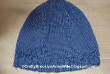 My Knitting Projects / My knitting projects I have completed. / by Alisha Schultze (Crafty Brooklyn Army Wife)
