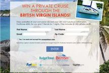 WIN! / Make that dream vacation a reality! Enter our Sweeps and contests NOW!