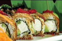 Banrai Sushi at Rosen Shingle Creek / by Rosen Hotels & Resorts Orlando, Florida