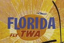 Retro Florida / by Rosen Hotels & Resorts Orlando, Florida