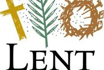 Lent - Prayer, Fasting & Almsgiving / Share your favorite quotes, tips, images, blogs and more about Lent #Catholicism #Lent. If you'd like to join this group board, email lyn@teresatomeo.com for an invitation. / by Teresa Tomeo