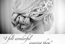 REAL BRIDE KIND WORDS / Quotes From Hermione Harbutt Brides