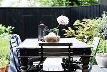 ::back yard:: / plans for the shade garden / by Either/ Or Design