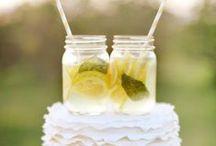 LEMON YELLOW WEDDING / Everything lemon coloured for your wedding