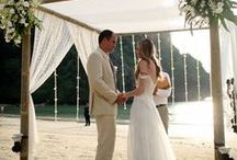 A BEACH WEDDING / Inspiration for the perfect destination wedding
