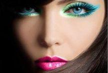 COLOUR POP BRIDAL MAKEUP / Pops of colours for your bridal makeup