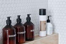 B - Bathroom