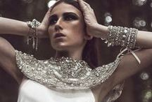 EGYPTIAN STYLE / Hermione Harbutt Bridal Inspirations for future brides who imagine an Egyptian themed wedding.