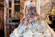 THE ROCOCO BRIDE - ART INSPIRED BRIDES / Favourite Art movements often inspire future brides. Here are some ideas for those who are inspired by Rococo and Baroque aesthetics.
