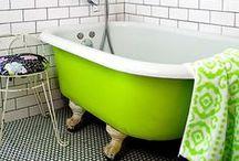 Master Bath Ideas / by b e c k y. .w a r t o n