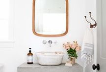 Bathrooms & Powder Rooms / by Connected Artisans