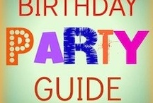 Birthday Parties and Cute Party Ideas / This is a listing of places to have birthday parties all over CT as well as cute decorating, food, theme ideas.