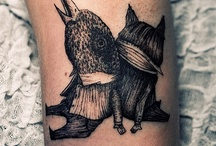 Tattoos / by Winnie Lohof