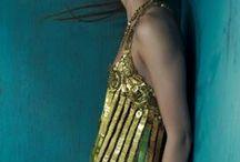 OH MY \\ GOLD / by Migdalia Gonzalez