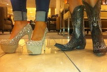 Glitter, Boots & OVER the TOP!! / by Lynette Marble