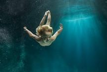 The Blue - Inspiration Board / by Julie Lindsey
