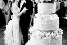#Wedding Cakes / ♥ More wedding ideas … wedding cakes ♥