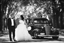 #Wedding Cars / ♥ More wedding ideas … wedding cars ♥