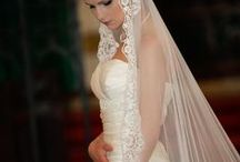 #Wedding Veils / ♥ More wedding ideas …veils and hair accessories for the bride ♥