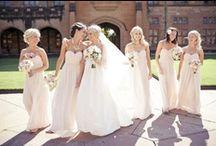 Blush Wedding / ♥ More wedding ideas … for a blush wedding ♥  / by BridesGroomsParents … plan a wedding...