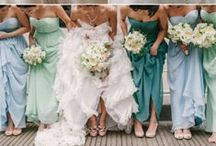 Pastel Weddings /  ♥ More wedding ideas … for a pastel wedding ♥