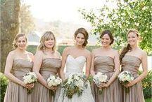Neutral Wedding / ♥ More wedding ideas … for a neutral wedding ♥  / by BridesGroomsParents … plan a wedding...
