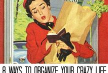 Organize Me, Please! / Organizational tips and ideas only, please!!!