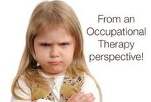 Thuurapy / Occupational therapy ideas / by Leah Motzko