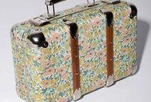 Luggage / by Debbie Dierkes