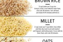 Healing Foods, Healthy Recipes, Eating Well / by Olga Leonenko