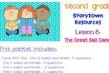 2nd Grade StoryTown / by Agatha Lee