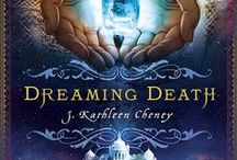 Dreaming Death / I'm using this to keep track of pictures and pages I'm using for Dreaming Death.