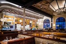 London Hotspots / Where to shop, eat & drink in London town