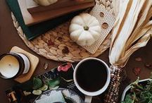 AUTUMN // FALL / A celebration of Autumn and all the beauty it brings! xo