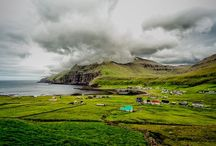 Faroe Islands / None / by endless forms