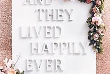 Creative DIY Wedding Ideas / Discover plenty of creative wedding inspiration right here for any beautiful wedding theme on a budget. You'll find loads of creative diy wedding ideas on this board.